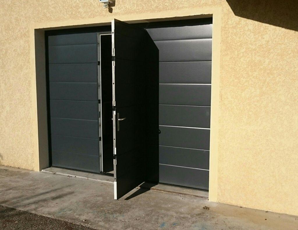 Remplacer sa porte de garage par une baie vitr e Remplacer porte de garage par baie vitree